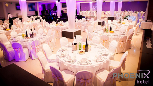 Svadbene svečanosti u najromantičnijem hrvatskom hotelu – Phoenix hotel